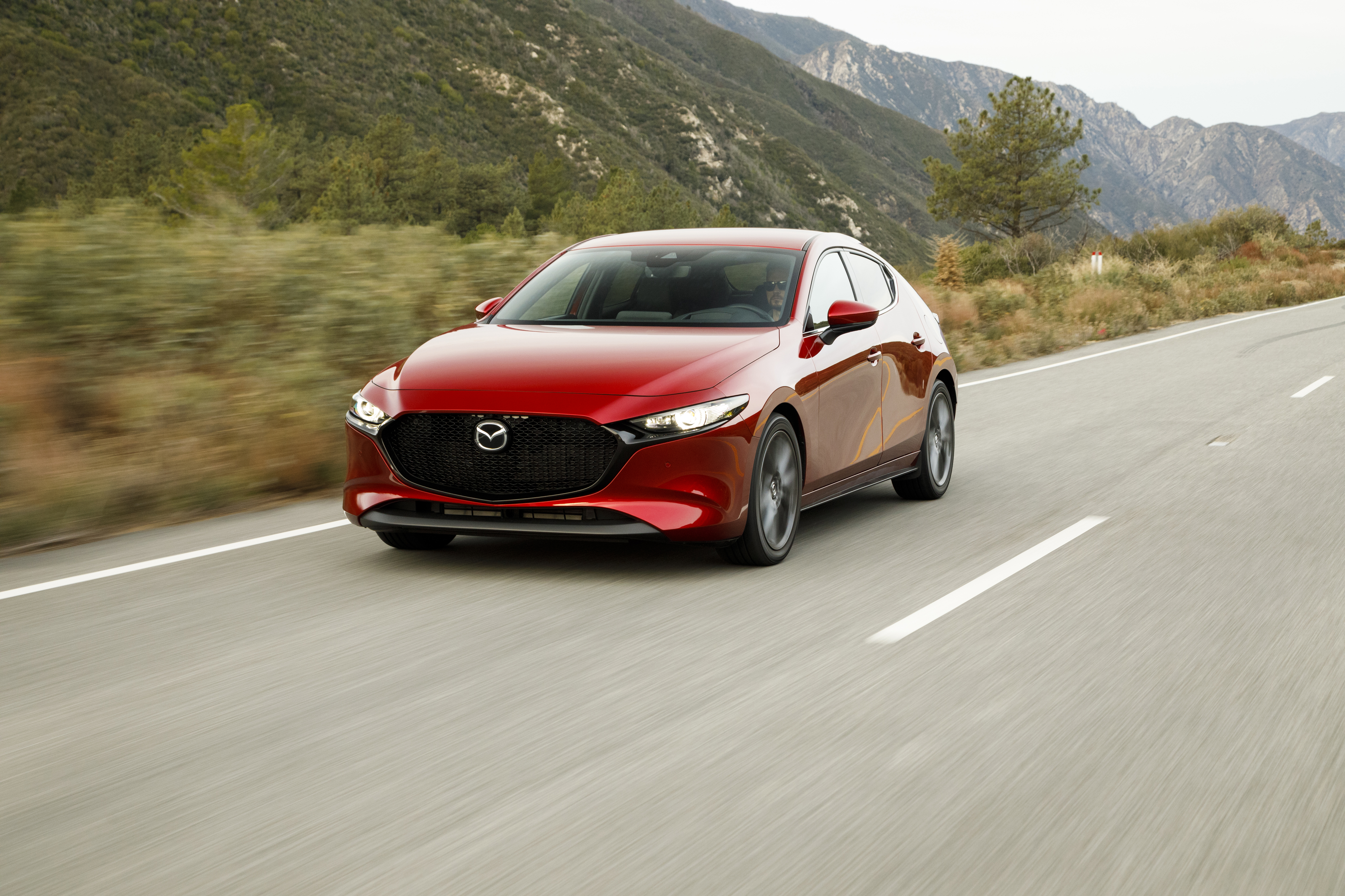 2019 Mazda3 Feels Looks Cl Above