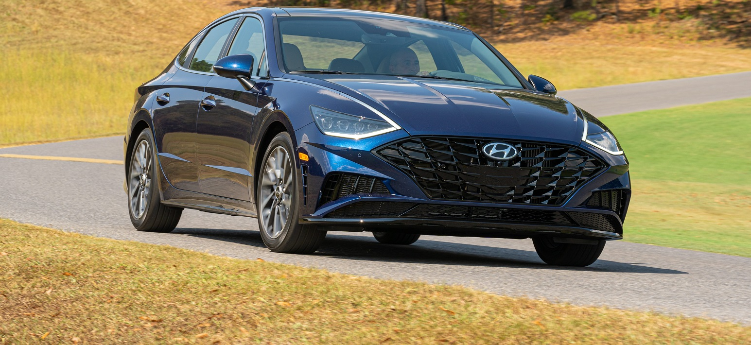 2020 Hyundai Sonata Breathes New Life Into Midsize Sedans