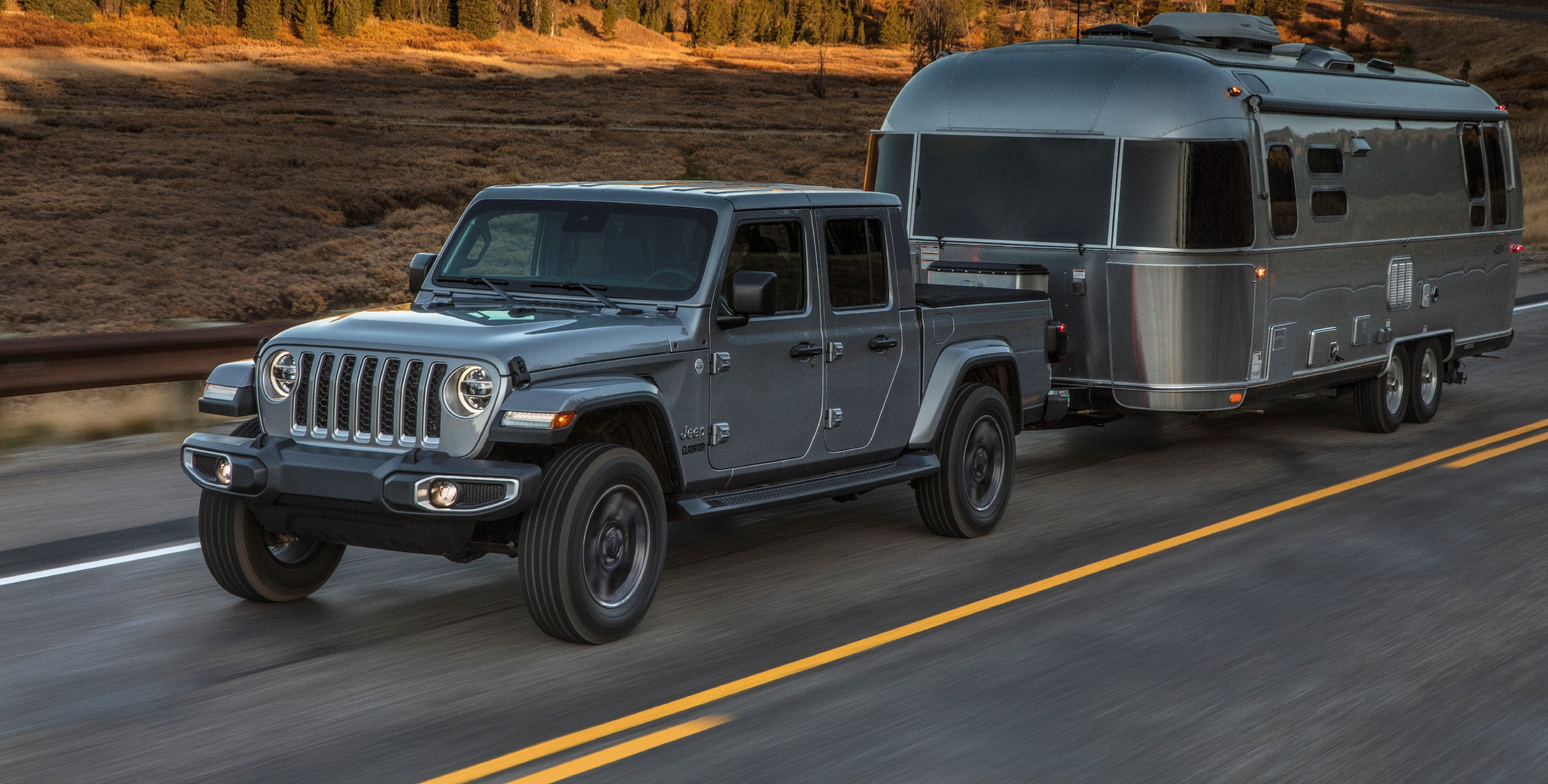 2020 Jeep Gladiator Armed and Ready for Pickup Battle ...