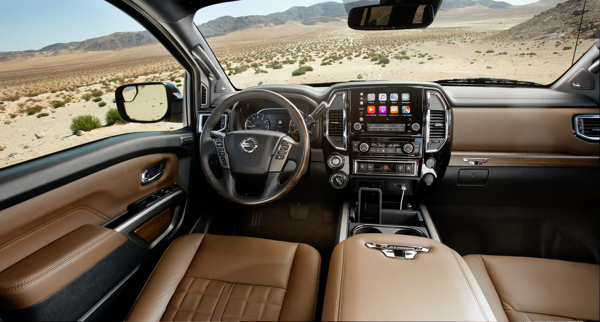 Nissan Titan Improved for 2020, But Issues Remain | WardsAuto