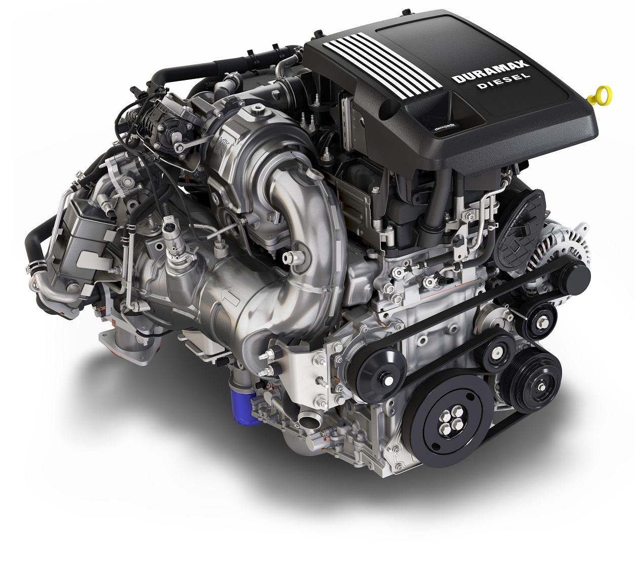 Chevy Silverado's Duramax Diesel Late, Pricey | WardsAuto