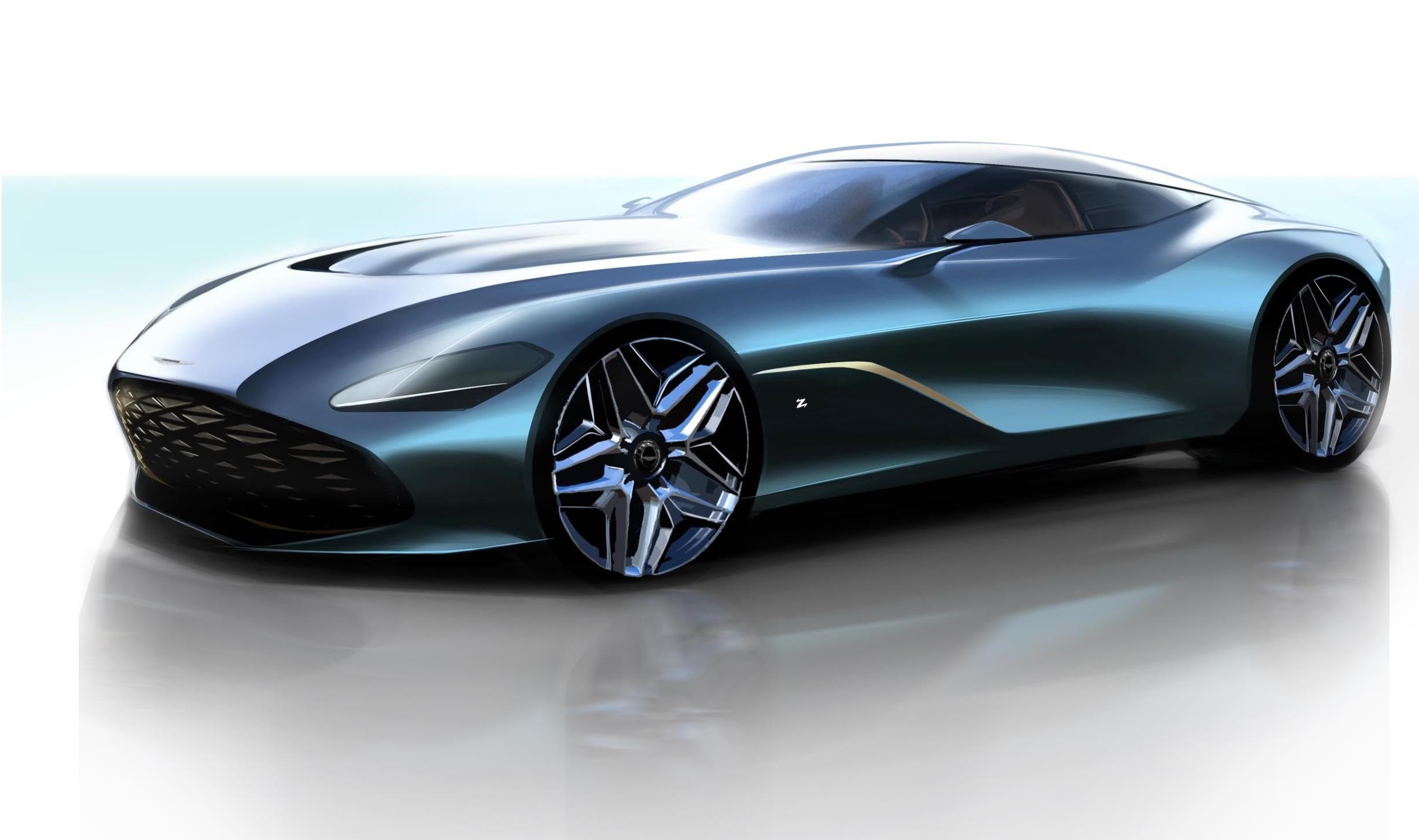 Aston Martin Supercars Pair Off Wardsauto