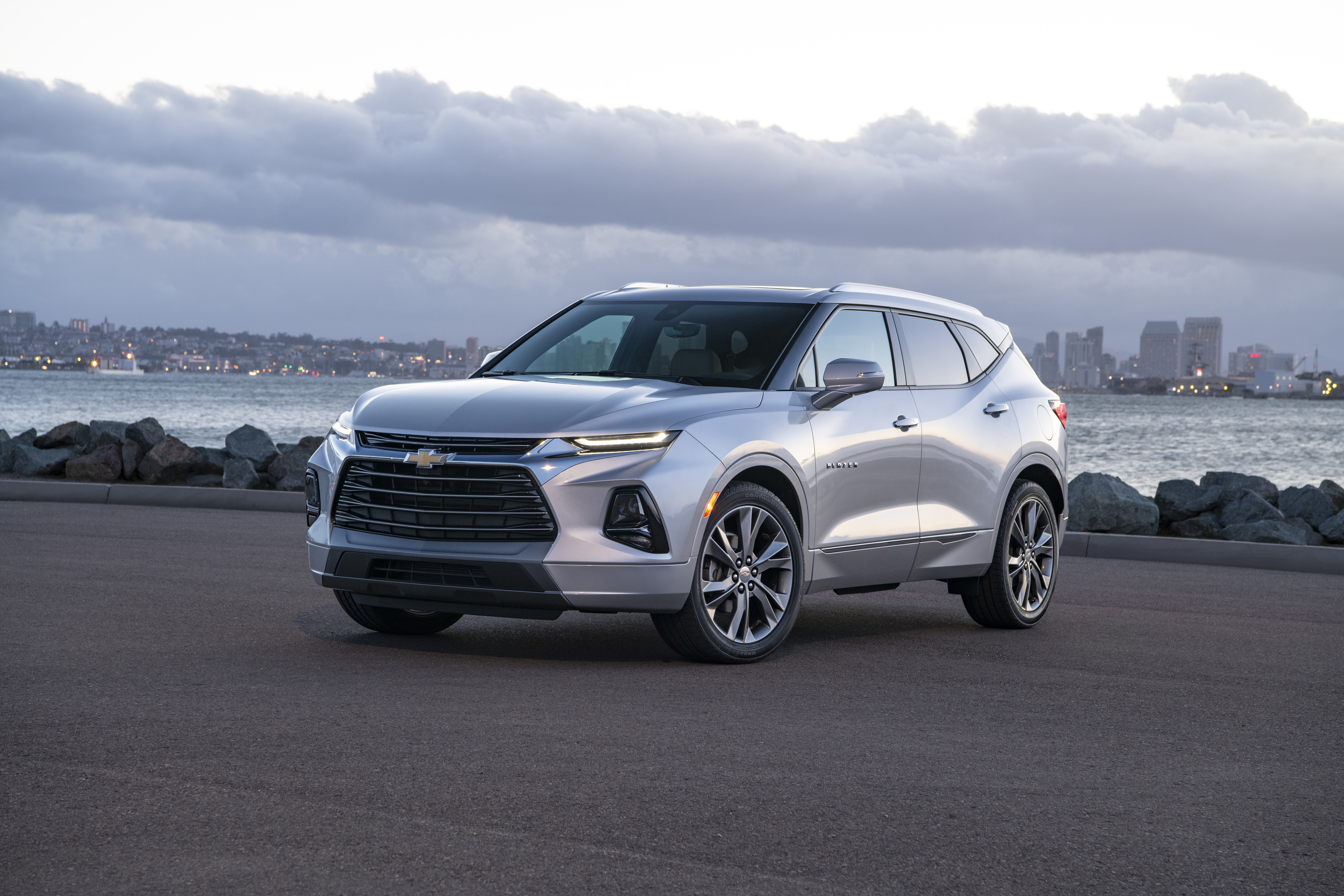 General Motors | 2019 Chevy Blazer Red-Hot Entry to ...