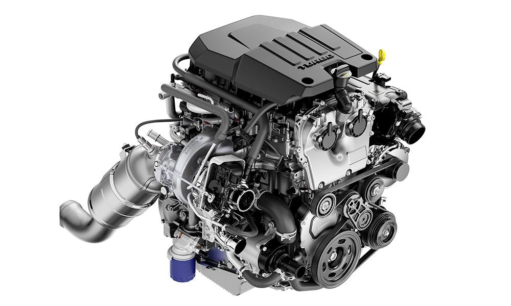 Silverado turbo-4.