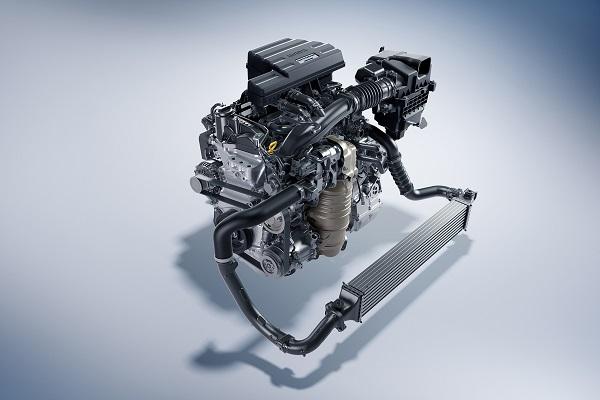 Honda 1.5L Turbocharged 4-Cyl.   WardsAutoWardsAuto