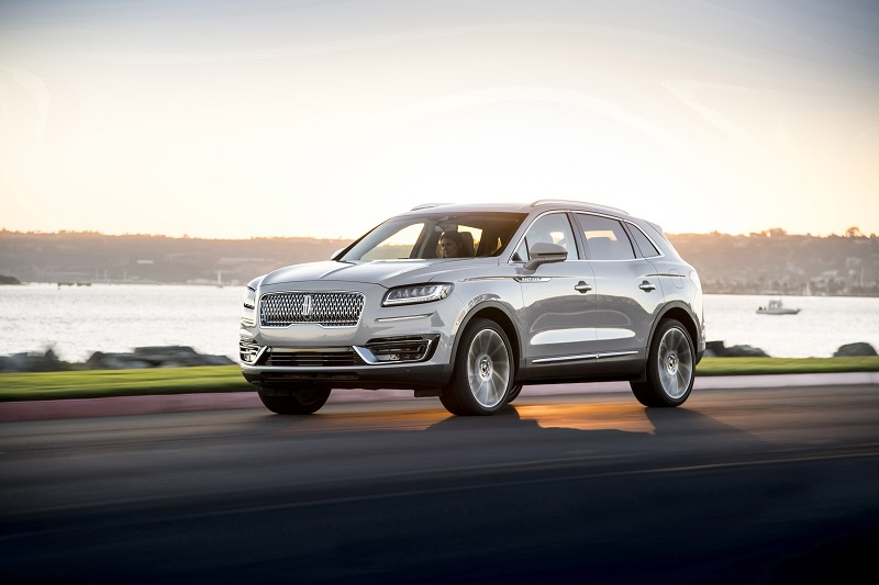 Nautilus redo gives Lincoln lineup styling, nomenclature consistency.