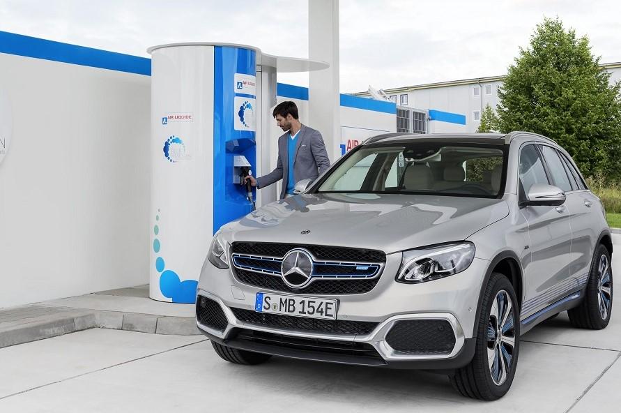 Europe Nurturing Hydrogen-Vehicle Market - Ward's Auto