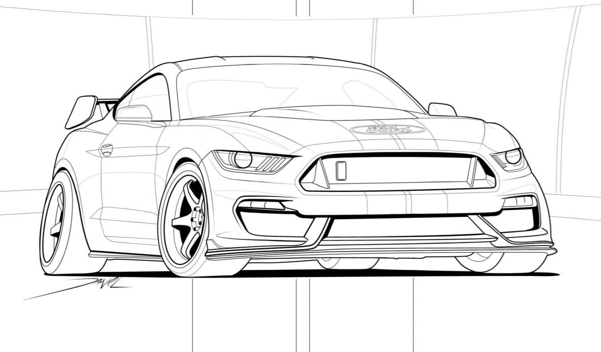 Mustang coloring.png