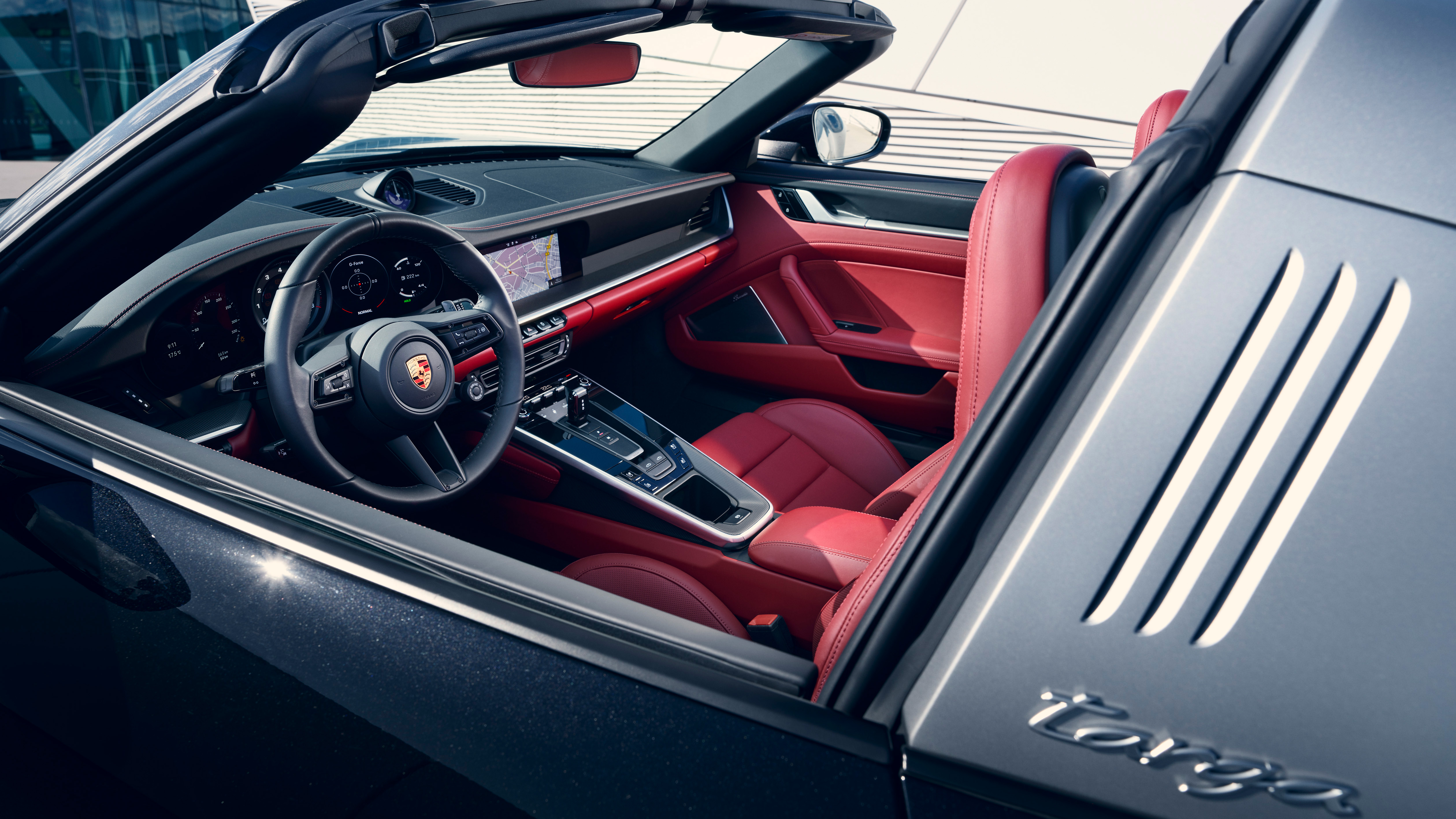 Porsche 911 Targa Returns Late This Year Wardsauto