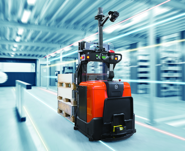 Toyota to Deploy Driverless Vehicles at Oz Warehouse ...