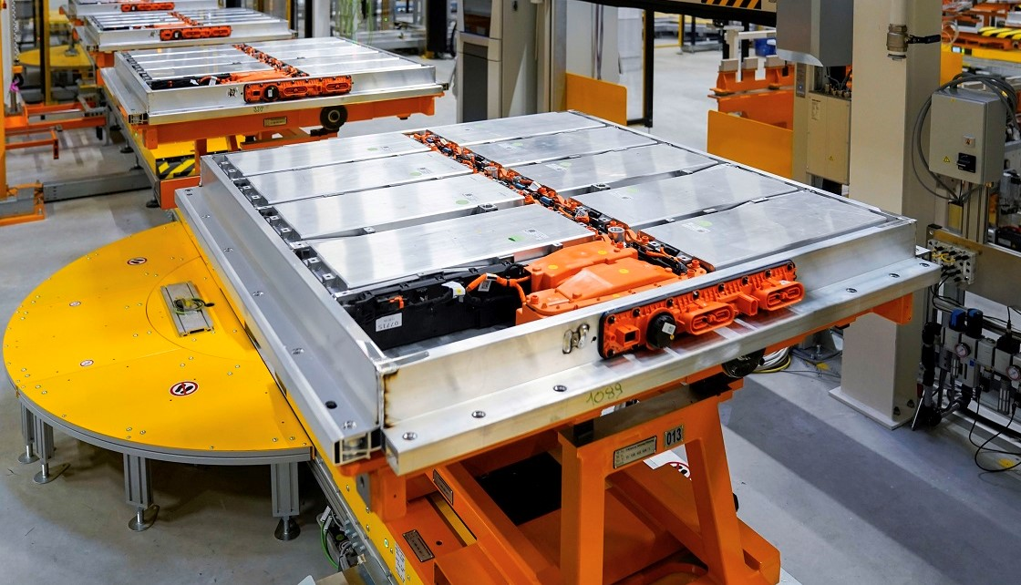 Volkswagen Ups In-House EV Battery Production Capacity