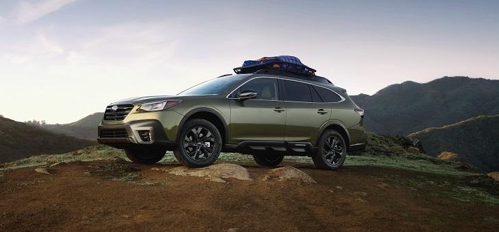 2020 Subaru Outback Enjoys Special Status