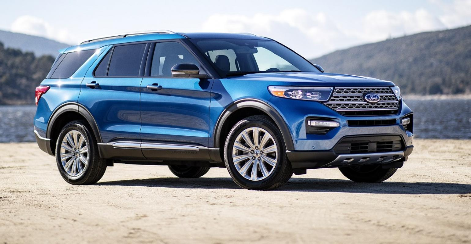 2020 Ford Expedition Platinum, Diesel, Price, Specs >> 2020 Ford Explorer Return Of The Rwd Suv Wardsauto