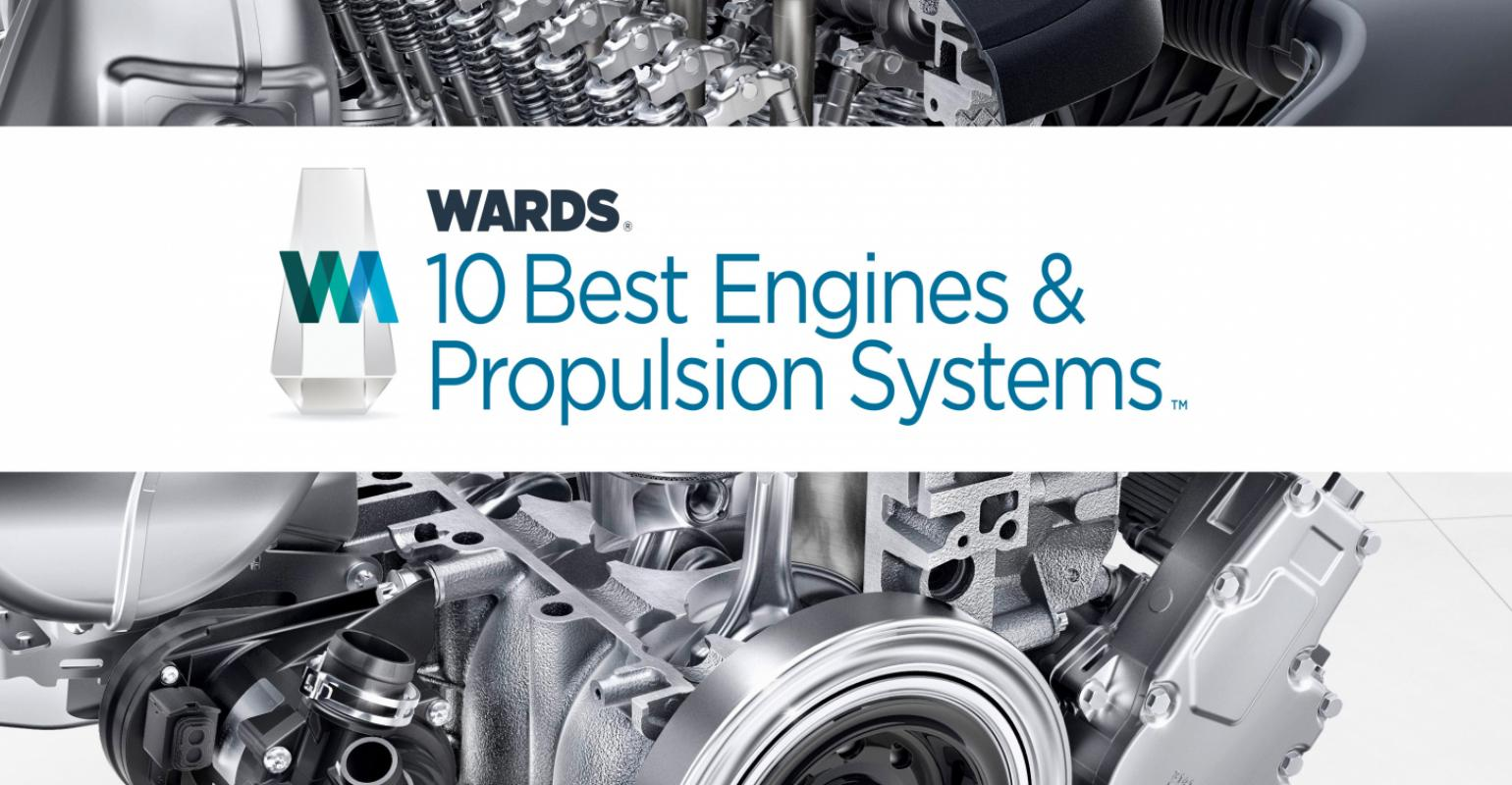 All Inclusive List For 2020 Wards 10 Best Engines Propulsion Systems Wardsauto