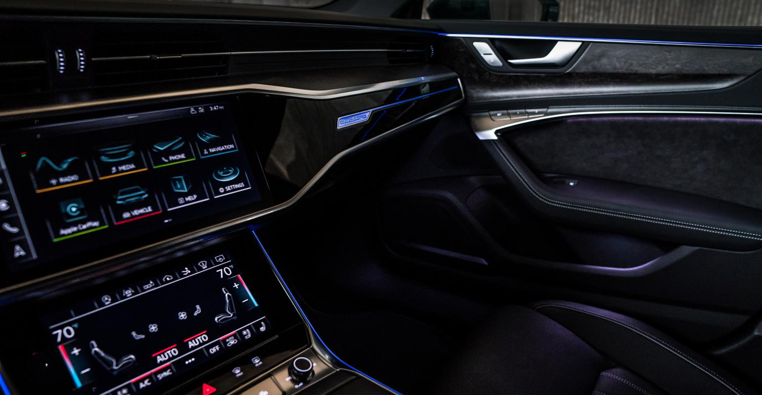 Audi A7 Interior Lighting Awesome Home