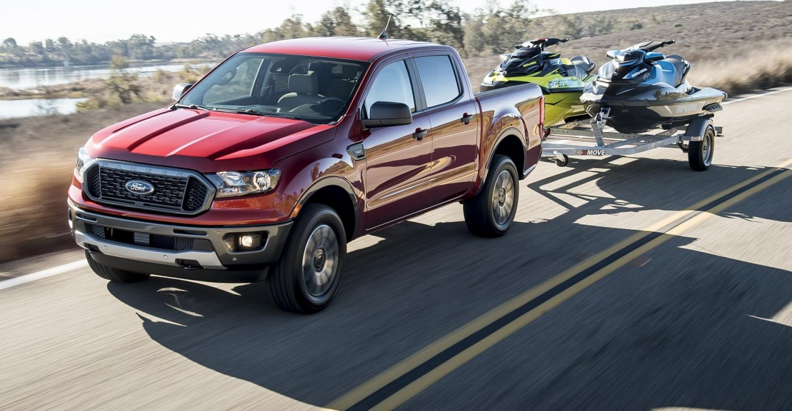 Test Drive 2019 Ford Ranger Ideal Mix Of Capability Comfort