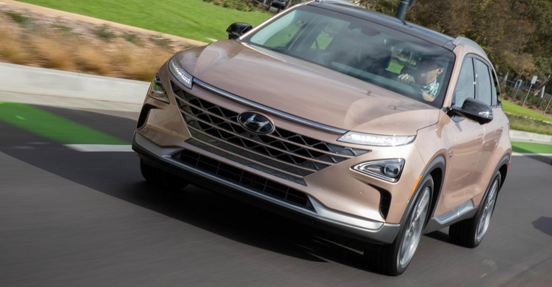 2019 Hyundai Nexo Fcev Out Of This World Wardsauto