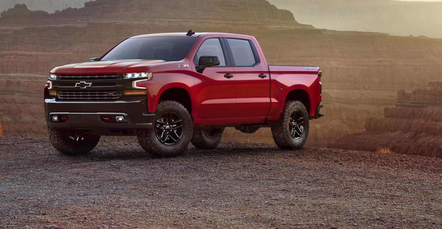 Gm S All New 19 Chevrolet Silverado Benefits From Technological Advances In Ices