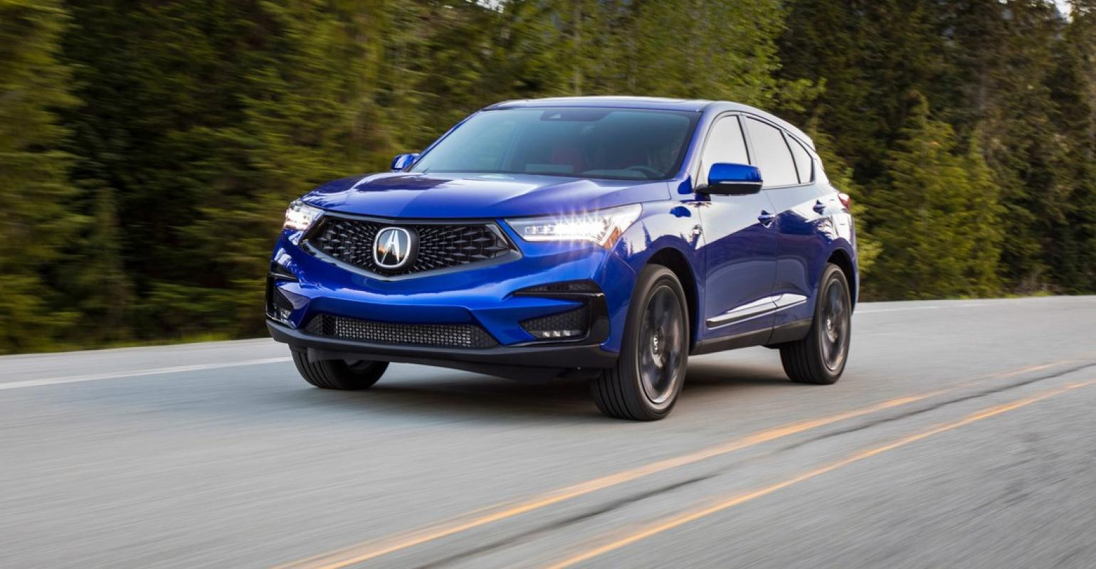 Acura Rdx Shines Against The Competition Wardsauto