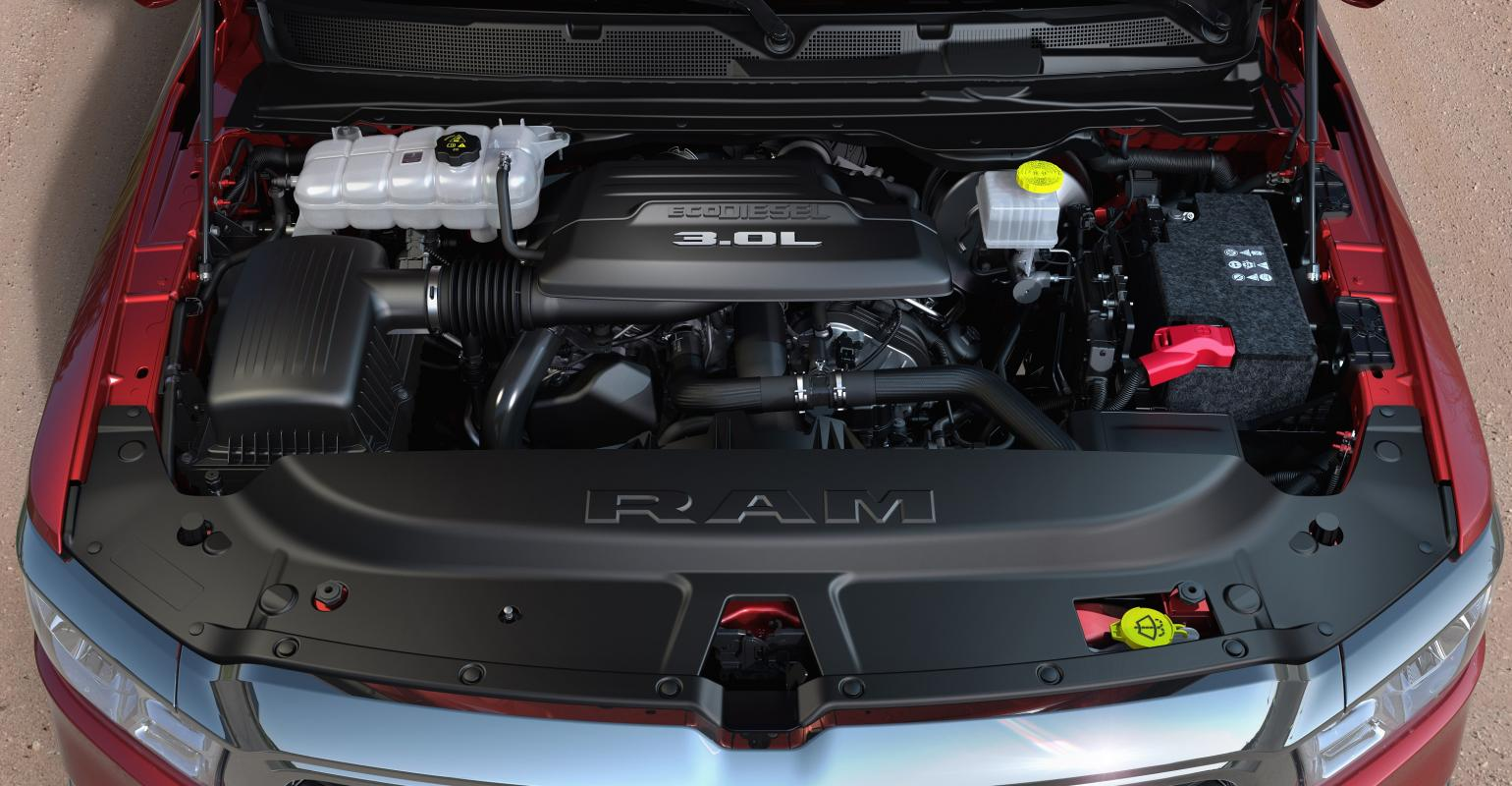 Third Gen Ram Ecodiesel Joins Light Duty Fray Wardsauto
