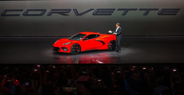 2020 Corvette Stingray Makes Historic Debut Wardsauto