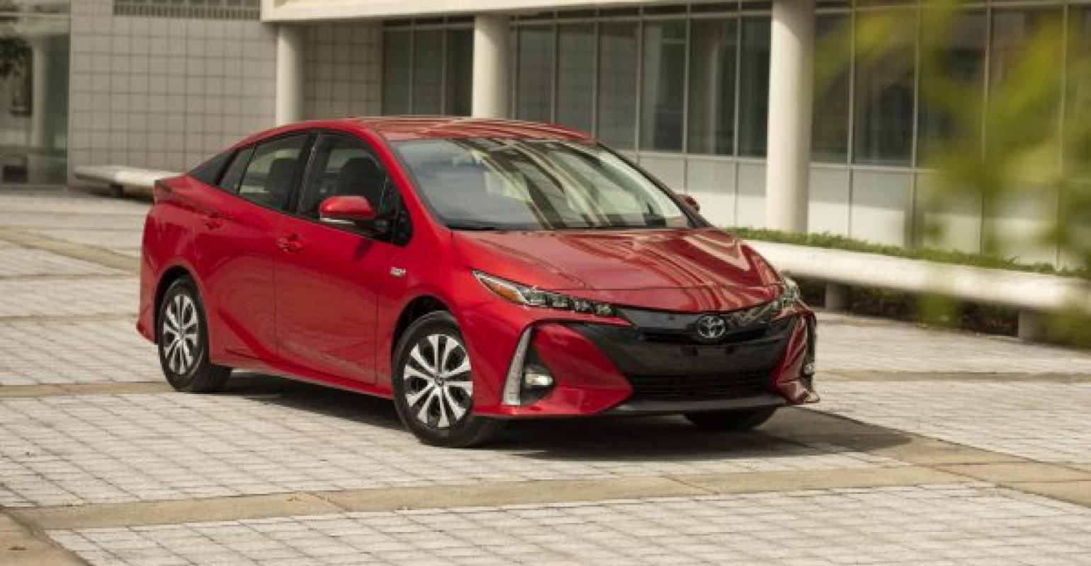 Affordability Efficiency Hallmarks Of 2020 Prius Prime