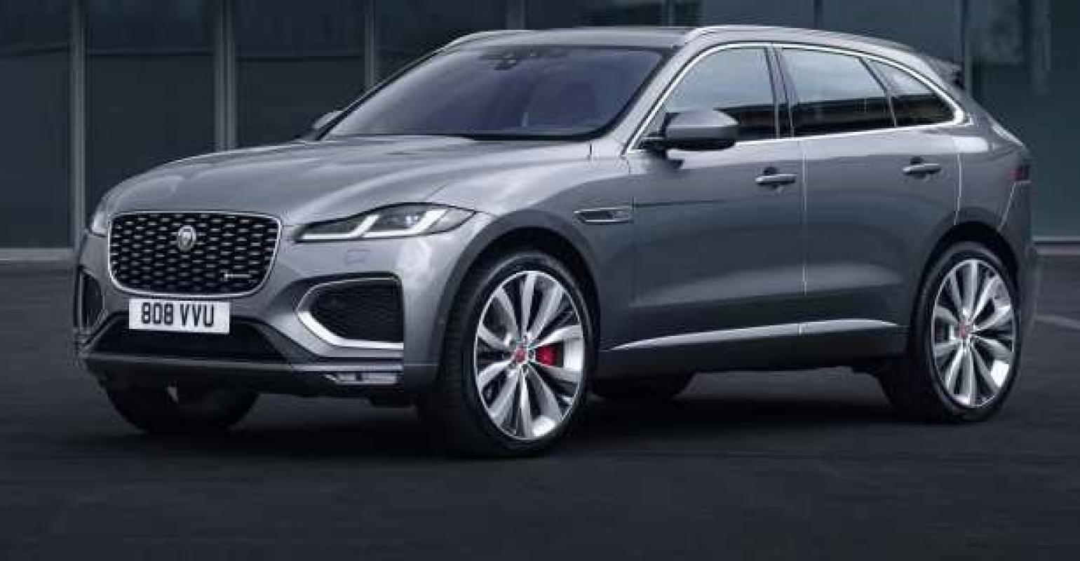 Appearances Matter In Jaguar S 21 F Pace Wardsauto