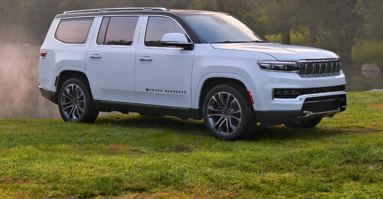 22 Jeep Wagoneer and Grand Wagoneer Luxe, Tech-Packed | WardsAuto