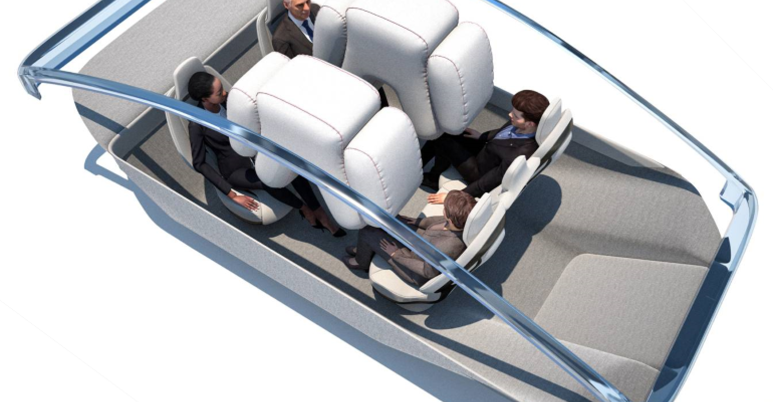 Autonomous Cars will Need Airbags and Seatbelts for