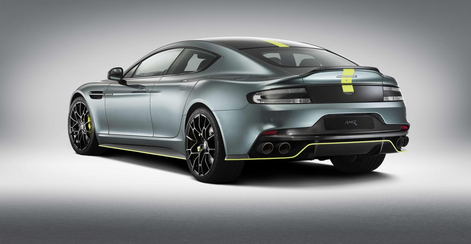 Aston Martin Racing Inspires New Door Sports Car WardsAuto - Aston martin cars com