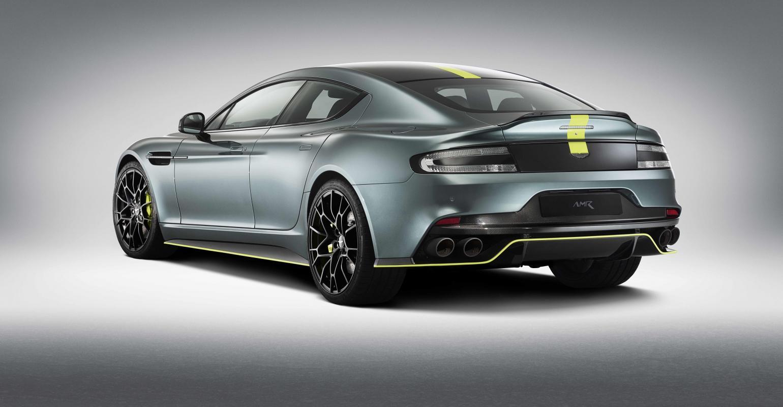 Aston Martin Racing Inspires New 4 Door Sports Car