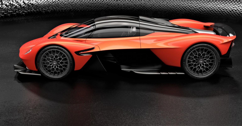 Aston Martin Valkyrie To Pack 1 160 Hp Punch Wardsauto