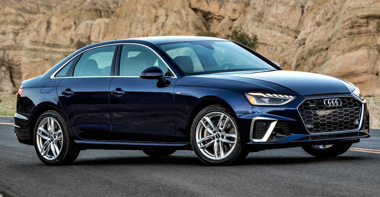 Kelebihan Audi A4 Design Tangguh