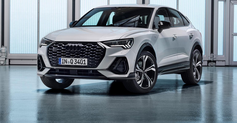 Audi Unveils Q3 Sportback | WardsAuto