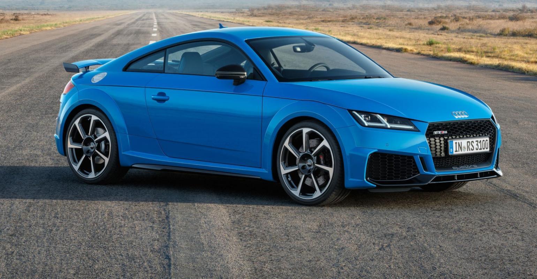 Tt Faces Uncertain Future As Audi Unveils Updated Rs Wardsauto