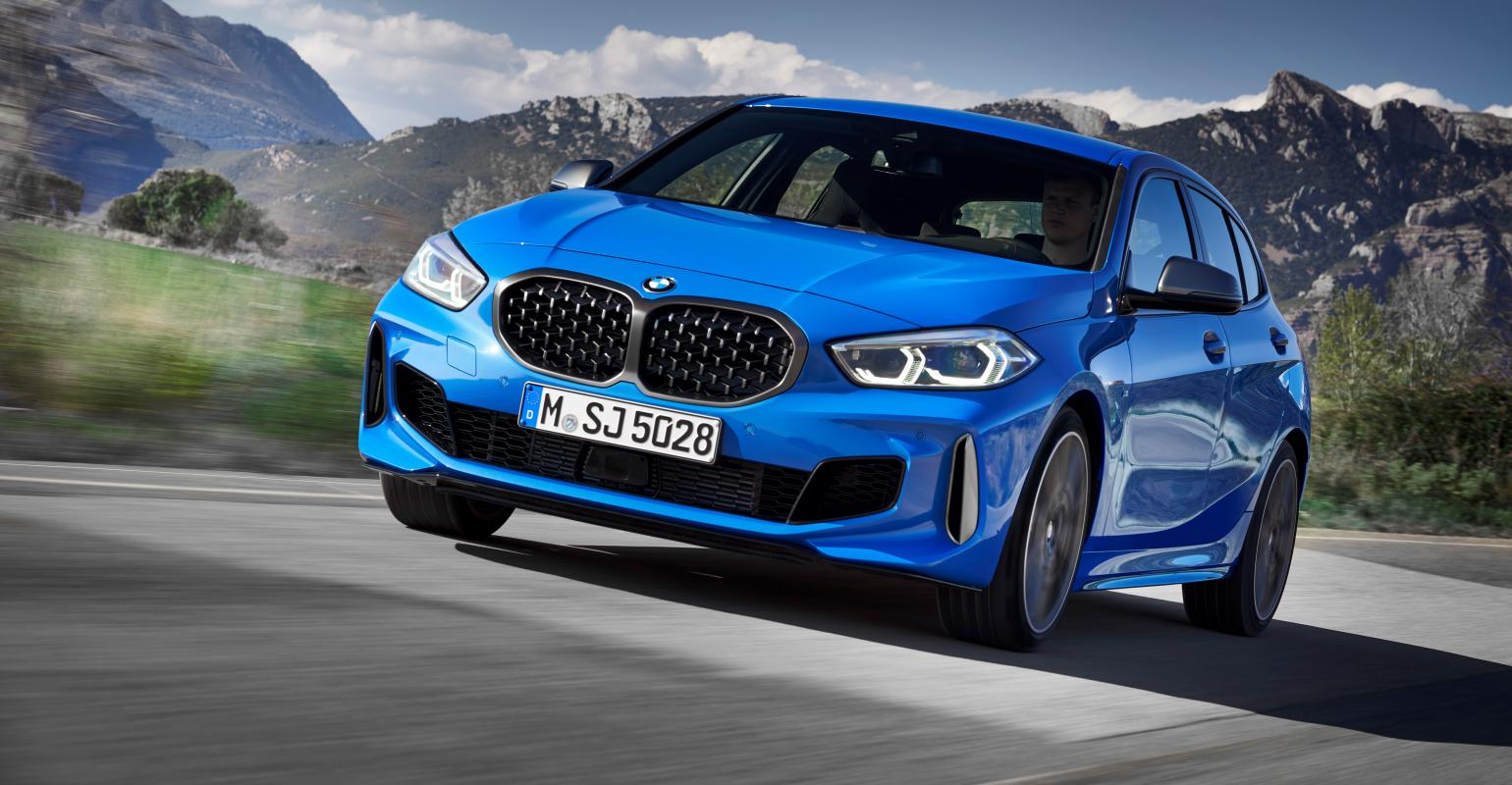 Bmw 1 Series >> Third Generation Bmw 1 Series Arrives Not For U S Wardsauto