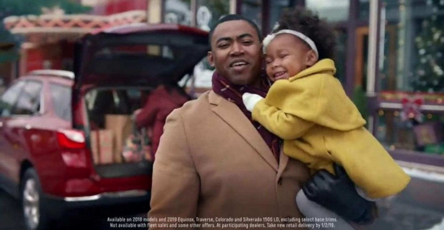 Most Seen Car Ads Have Holiday Storyline Wardsauto