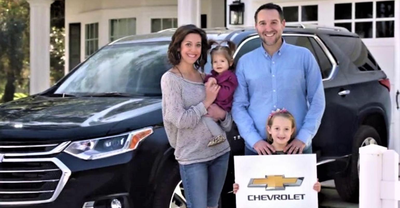 Chevy Lands Twice on Most Seen Auto Ads Chart   WardsAuto
