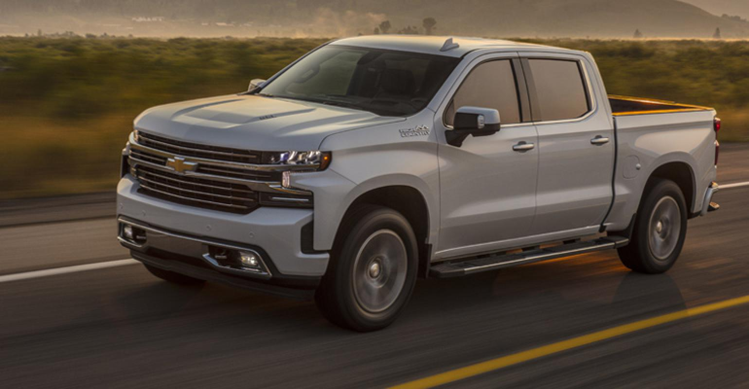2019 Chevy Silverado High Country