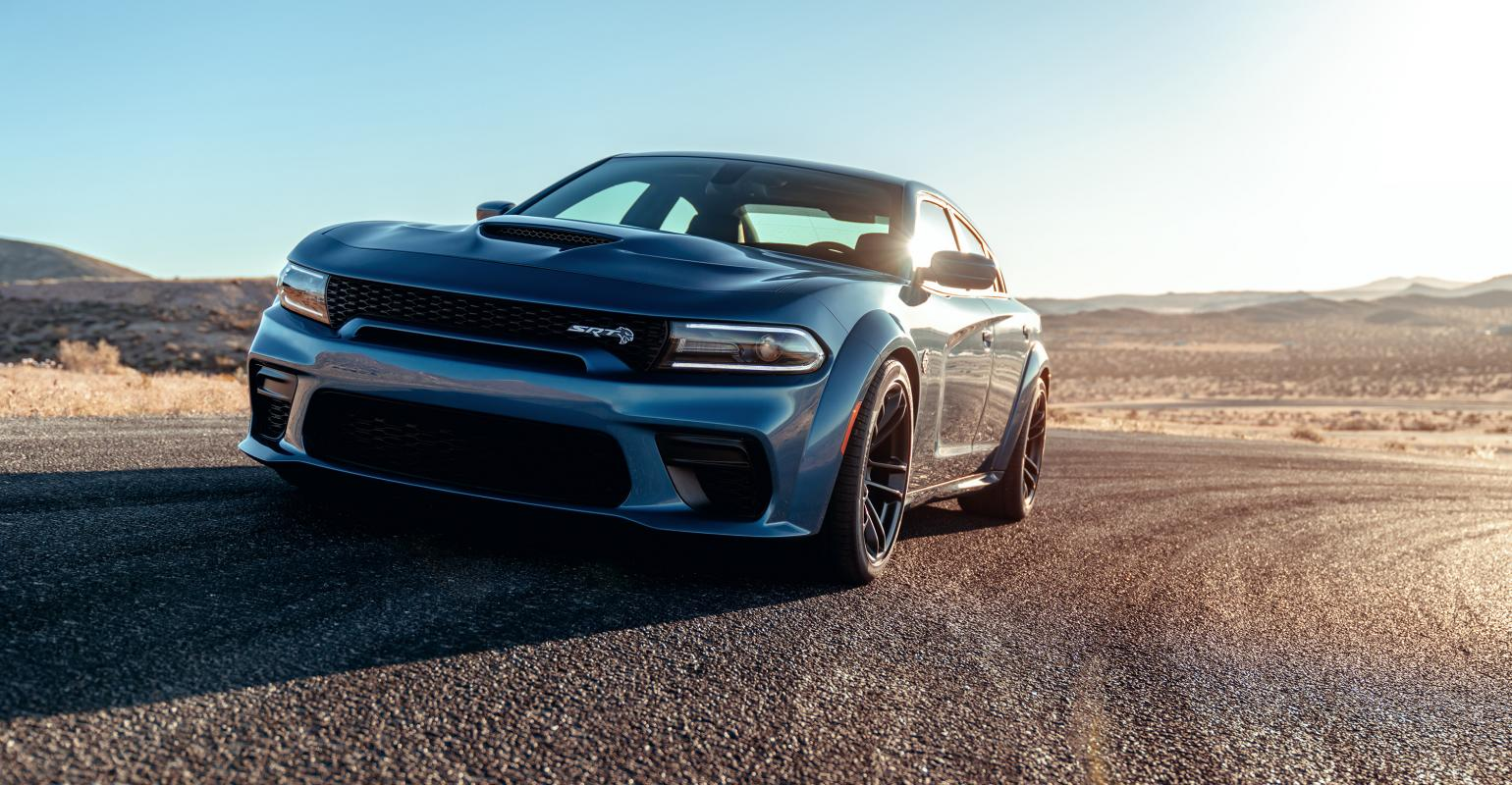 Dodge Adding Widebody Package To Charger Wardsauto