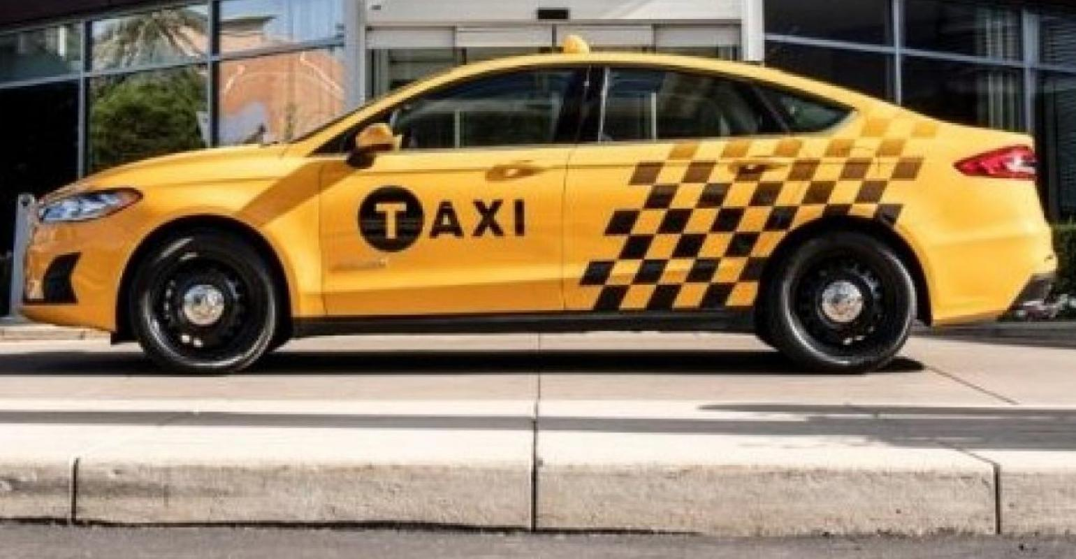 Automaker Says Fusion Hybrid Taxi Expected To Deliver  Mpg Combined
