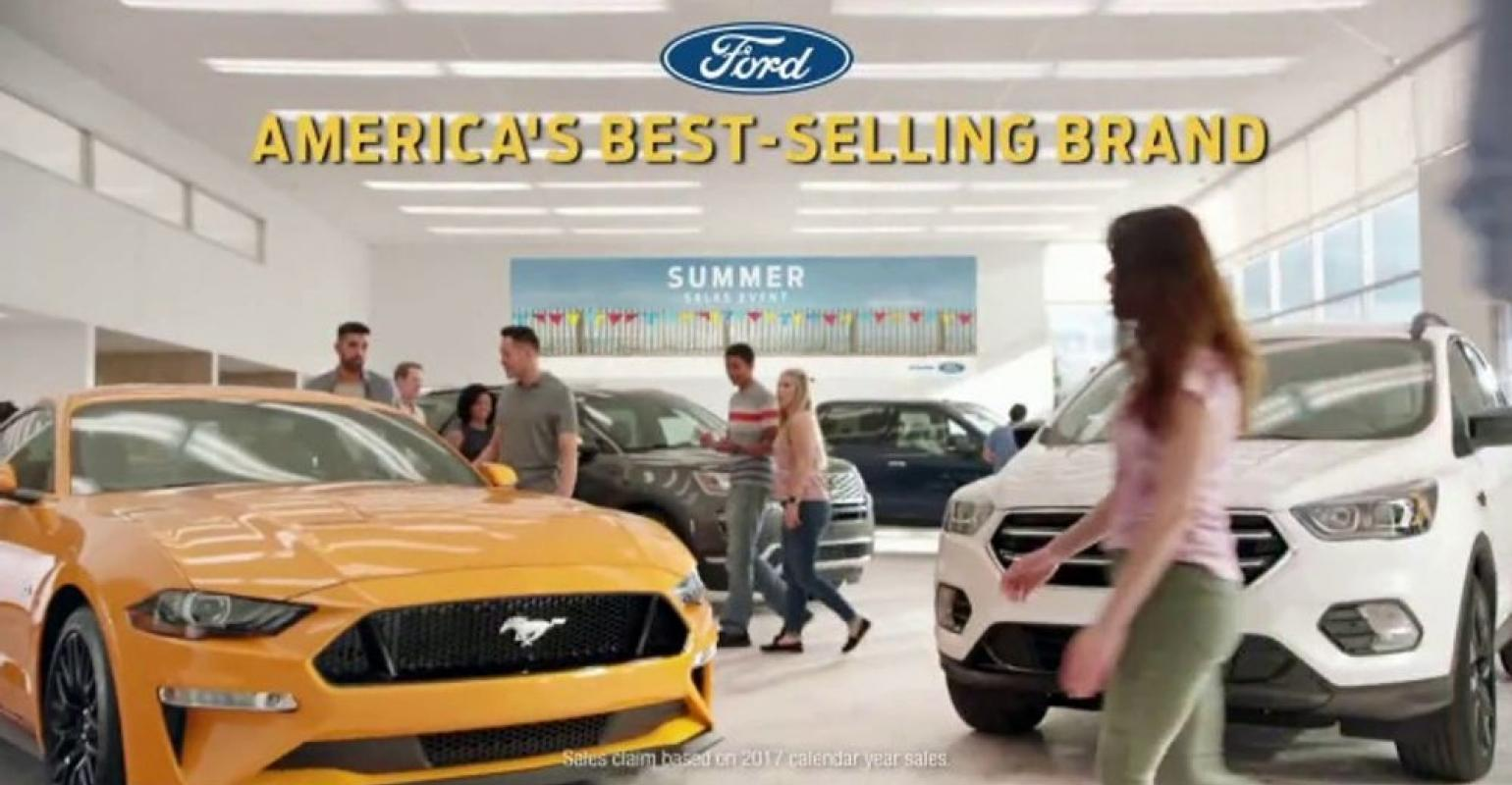 Ford Spot Garners Most Viewers Among Summer S Event Ads