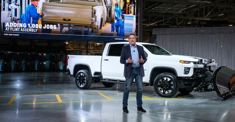 GM Talks Electric Pickups, Again | WardsAuto