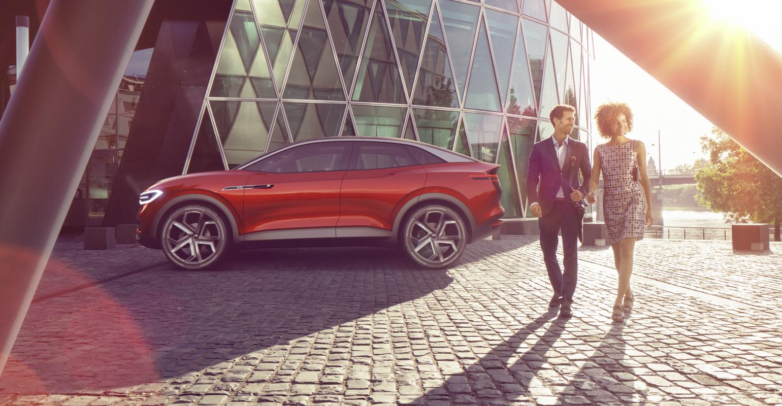 VW ID Crozz Electric Crossover SUV: Design, Release >> Vw S Electrification Drive Hits Speed Bump Wardsauto