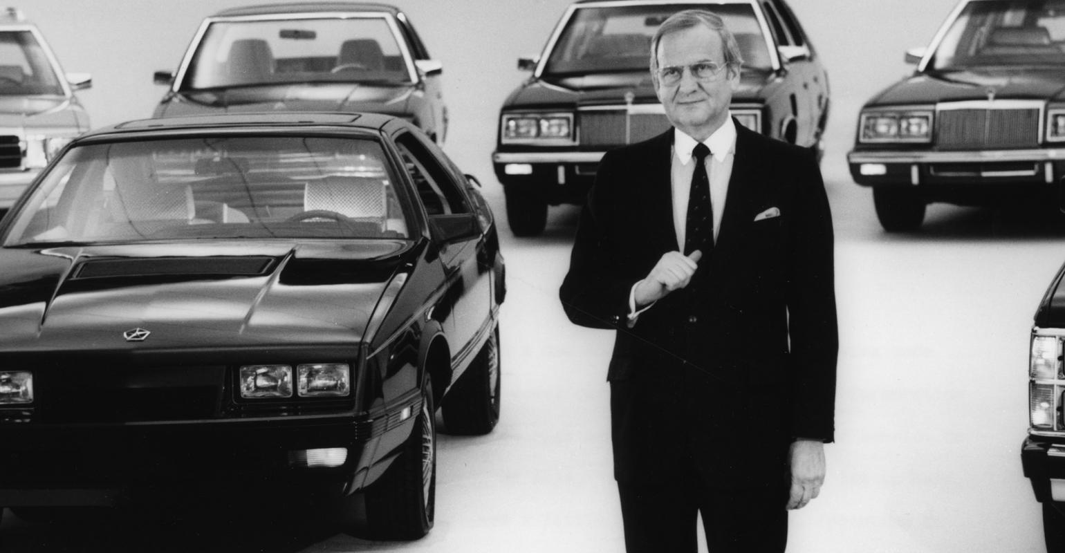 Lee Iacocca Mustang >> Lee Iacocca Father Of The Mustang Dies At 94 Wardsauto