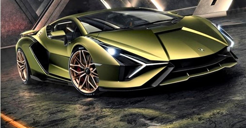 Fastest Ever Lamborghini Introduced At Frankfurt Wardsauto