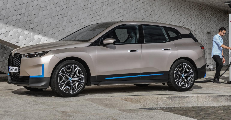Bmw Reveals New Electric Ix Suv Wardsauto