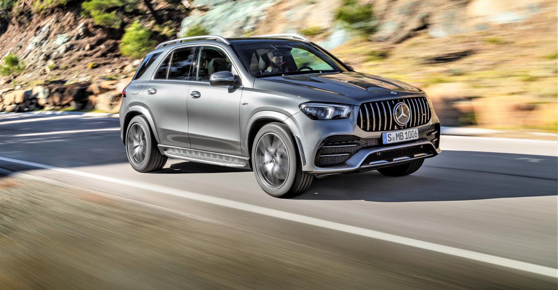 Mercedes Lifts Veil on GLE53 Performance SUV | WardsAuto