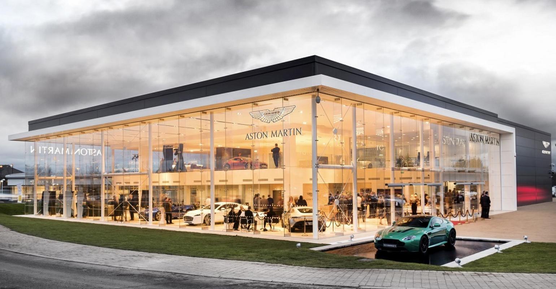 Northeast U K Home To Proud Car Owners Wardsauto