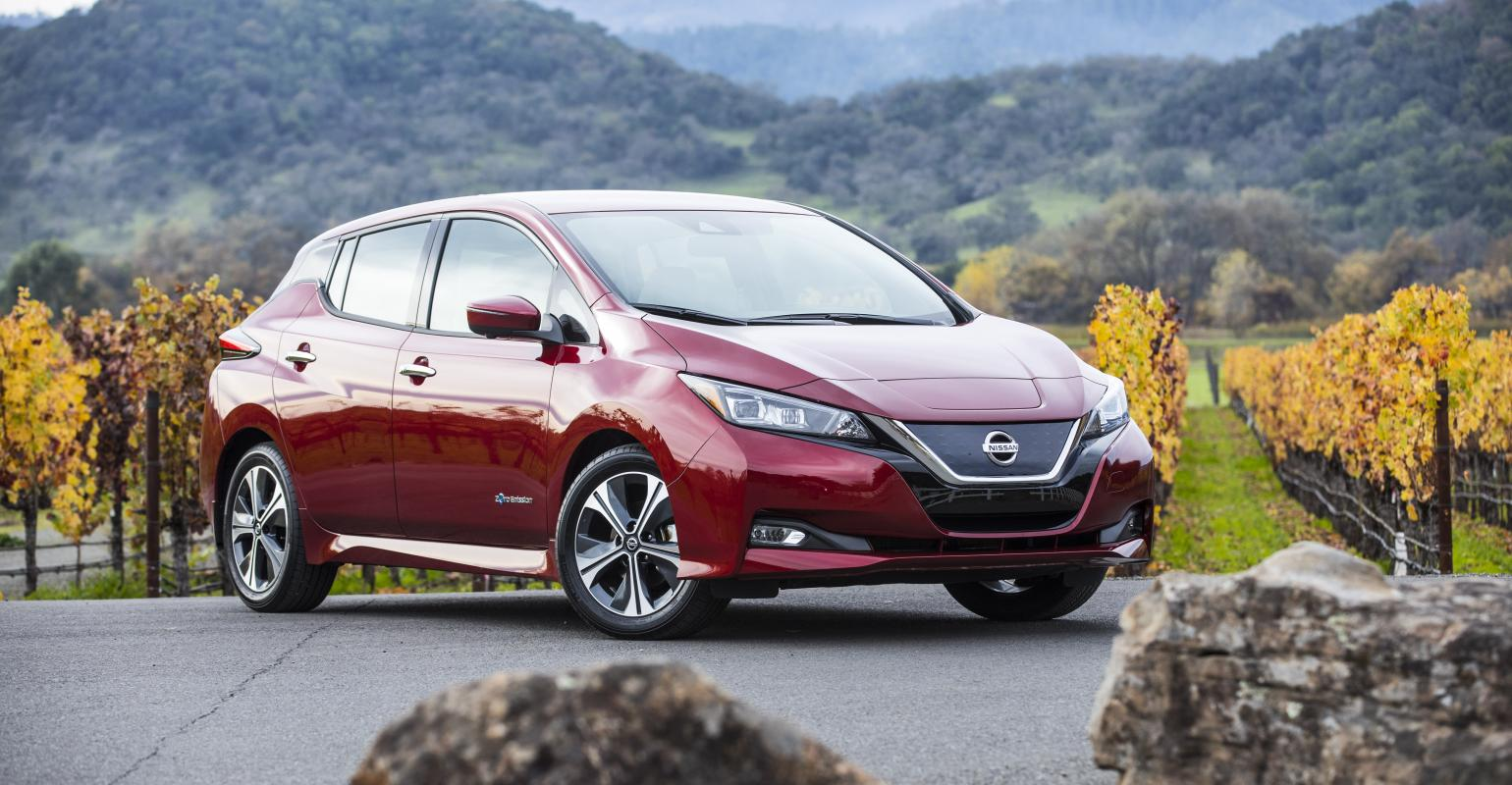 Incremental Improvements To Nissan Leaf Helpful Wardsauto Control Ac March 2018